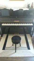Piano preto Schwartzmann especial n essenfelder dobbert steinway