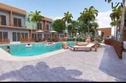 Lançamento em Imbassaí - Vilage Arecaceae - 2 quartos, 2 suites, 2 vagas