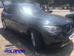 BMW X1 2013/2013 2.0 18I S-DRIVE 4X2 16V GASOLINA 4P AUTOMÁTICO - 2013