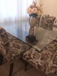 Linda mesa de jantar** 8 cadeiras