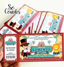 Convites Personalizados R$ 1,00cada