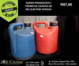 Térmicas usadas / BrCozine