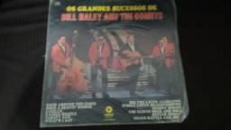 Disco Vinil - Os Grandes Sucessos De Bill Haley And the Comets