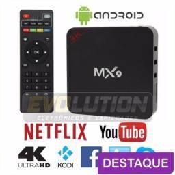 Tv Box Smart 16 Gb e 3 Gb Ram Mxq 4k