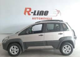 Fiat Idea Adventure 16V Flex 1.8 manual/ baixa km/ novissimo - 2014