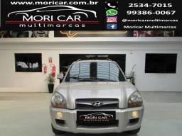 Hyundai Tucson 2.0 mpfi GLS 16V 143CV 2WD Gasolina 4P Automatico 2010/2011 - 2011