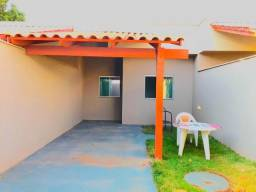 Casa 2 Qts, 1 Suíte - Entrada a partir de 25 mil - Morada do Sol - Entrada facilitada