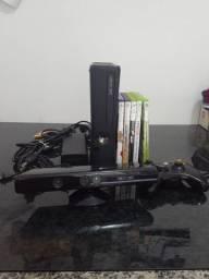 Xbox 360 4gb kinect