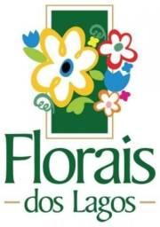 Lote sobrado condominio florais dos lagos 713mts