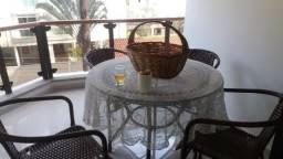 Ubatuba , Praia Grande , 164 m2 uteis , Cobertura luxuosa , 4 Dorm com2 suites