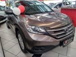 Honda Cr-v Lx 2.0 2012/2012 Automática Completo Banco Caramelo