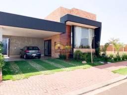 Casa em condomínio à venda, 3 quartos, 4 vagas, Estância dos Ipês - Uberaba/MG