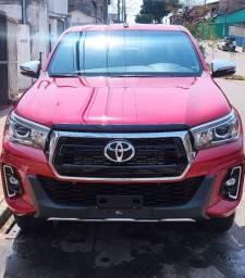 Hilux SRX Diesel 2020 apenas 800km + 8mil em opcionais colocado na Toyota!