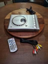 Reprodutor de DVD Durabrand
