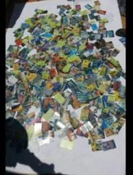 Coleção de 1350 Cartões Telefônicos Reliquia, cartões até de outros países e estado