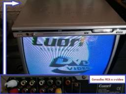 Dvd player cuore 40 reais