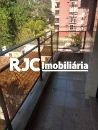 Apartamento à venda com 4 dormitórios em Tijuca, Rio de janeiro cod:MBAP40459