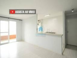 Apartamento com 2 dormitórios para alugar, 55 m² por R$ 1.040,00/mês - Jardim Maria Helena
