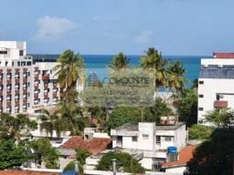 Título do anúncio: Excelente Apto  no Cabo Branco- cód: