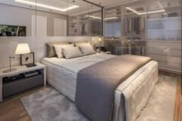 Apartamento à venda com 2 dormitórios em Centro, Ponta grossa cod:V411