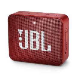 JBL Go 2 Vermelha