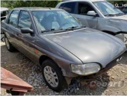 Desmontando-sucata Escort 1999 Gasolina