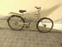 Bicicleta antiga Gorick contra pedal muito bem conservada