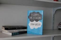 Livro John Green - A Culpa é das Estrelas - em ótimo estado
