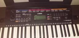 Vendo ou troco teclado um mes de uso marcar yamaha pse e 263