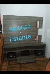 Estante novinha. Menor valor R$400,00