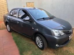 Etios Sedan XLS 1.5 Sedan 2014/2014