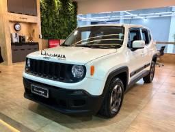 Jeep Renegade 1.8 Flex. Único Dono. Completa com Multimídia Top!!!