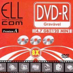DVD-R Gravável