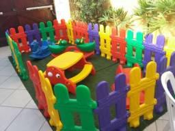 8 Peças cercadinho área baby infantil (temos 24 peças)- no Rocha - São Gonçalo