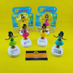 Boneca Havaiana ( Dançarica ) Painel Carro - Solar