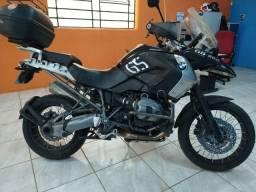 Bmw R 1200 GS Triplo Black