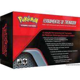 Cartas Pokémon Box Tool Kit (Ferramentas de Treinador)