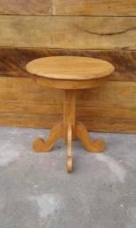Mesa de centro ou mesa lateral peroba rosa