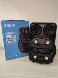 Caixa de som inova