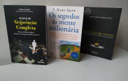 Manual de negociação complexa os segredos da mente milionária A azeitona da empada