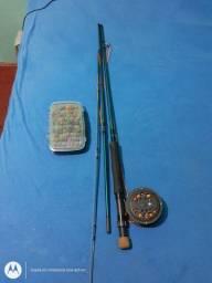 Vendo kit de pesca de fly