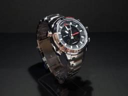 Relógios originais NaviForce Aço Inoxidável - A prova d'agua 3atm!!