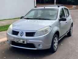 Renault Sandero Expression Completo - Repasse 100%