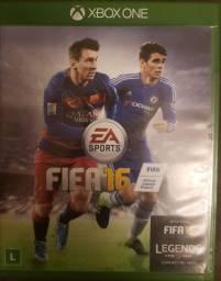 Fifa 16 original para Xbox One em perfeito estado