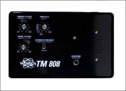 Detector de metais Whites TM 808. para tesouros