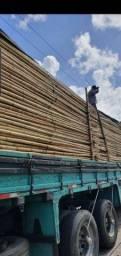 Vara de bambú para bandeira