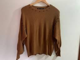 Blusa tricot Maria Filó G