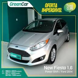 Ford new fiesta 1.6 2014