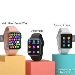 Lançamento Smartwatch Iwo k8!! Estilo apple watch series 6