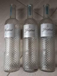 Garrafa de vinho - Artesanato